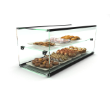 EPS006 - AMBIENT GLASS DISPLAY TWO TIER