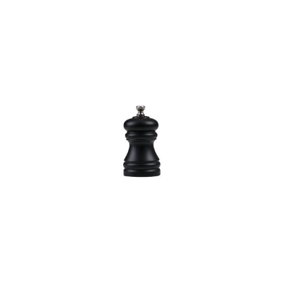 MODA CLASSIC SALT/PEPPER MILL 7.5cm BLACK
