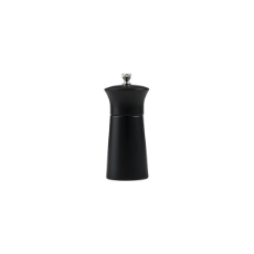 MODA EVO BLACK SALT/PEPPER MILL 12cm