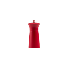 MODA EVO RED SALT/PEPPER MILL 12cm