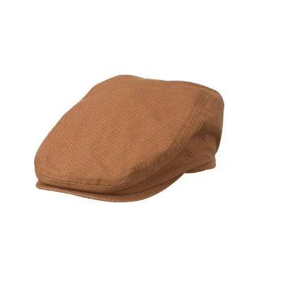 ROCKFORD CANVAS DRIVER CAP NUTMEG L/XL