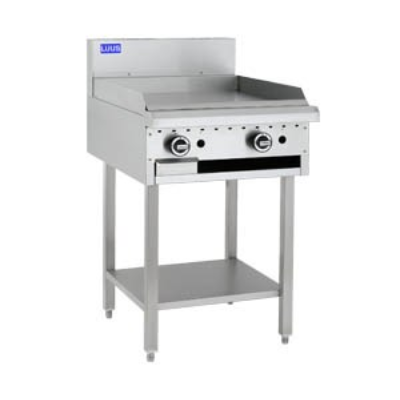 LUUS ESSENTIALS 600mm GRIDDLE WITH STAND