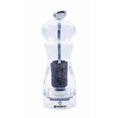SWISSMAR ALICE PEPPER MILL 15cm ACRYLIC