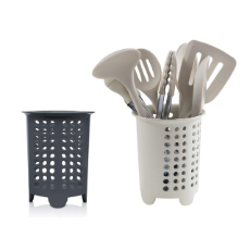 CUTLERY DRAINER CHARCOAL MELAMINE