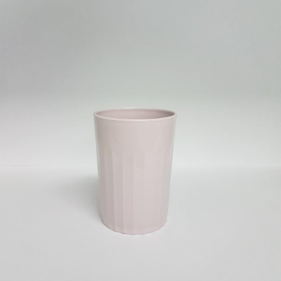 DB PLASTIC TUMBLER 230ml SHELL PINK