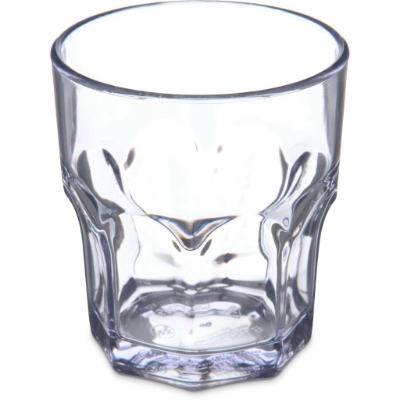 CARLISLE LOUIS TUMBLER 237ml SAN CLEAR