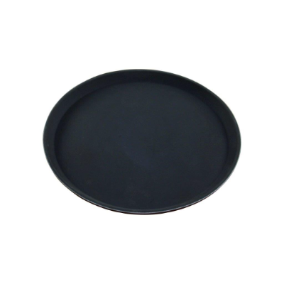 GRIPTITE TRAY ROUND 355mm BLACK