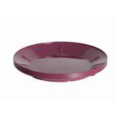 HEALTH CARE INSULATED PLATE BASE BURGUNDY