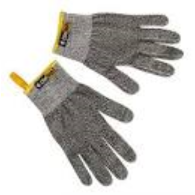 CHEF TECH CUT RESISTANT GLOVES ONE SIZE FITS MOST -SOLD AS A PAIR