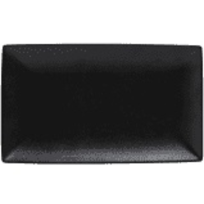 MAXWELL WILLIAMS CAVIAR RECT PLATTER 27.5x16cm BLACK