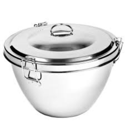 DLINE PUDDING STEAMER 2Litre STAINLESS STEEL