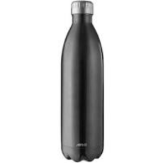 AVANTI VACUUM DRINK BOTTLE 1Ltr GUNMETAL GREY