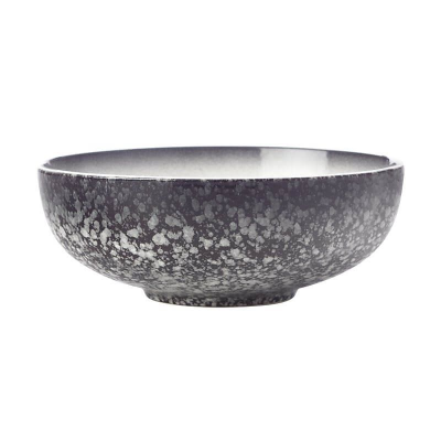 MAXWELL WILLIAMS CAVIAR COUPE BOWL 19cm GRANITE