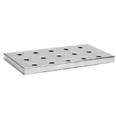 DRIP TRAY S/S 420x215mm HEIGHT 28mm