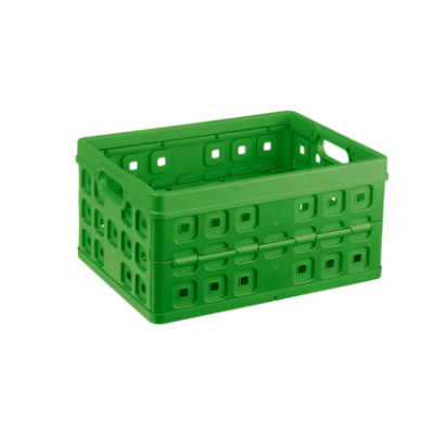 GREEN CRATE TO SUIT CLAX FOLDING CART