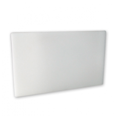 POLYBOARD 250x400x13mm WHITE