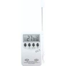 HLP DIGITAL PROBE THERMOMETER WITH PLUG IN PROBE -50C TO +200C
