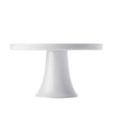 MAXWELL WILLIAMS WHITE BASICS FOOTED CAKE STAND 20cm