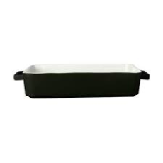 MAXWELL WILLIAMS LASAGNE DISH BLACK 36x24.5x7.5cm