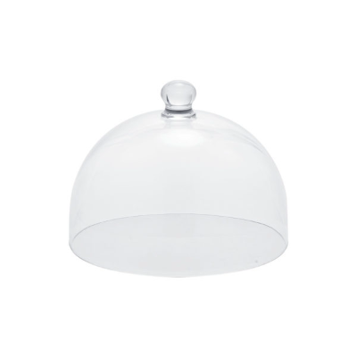 ZICCO CLEAR CLOCHE 259X197mm POLYCARBONATE