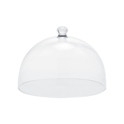 ZICCO CLEAR CLOCHE 312X221mm POLYCARBONATE