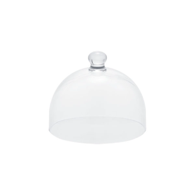 ZICCO CLEAR CLOCHE 209X171mm POLYCARBONATE