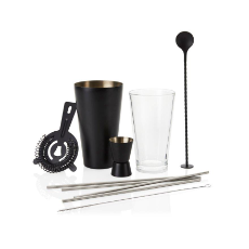 STANLEY ROGERS COCKTAIL SET 10 PIECE