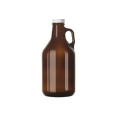 LIBBEY AMBER GROWLER WITH LID 946ml