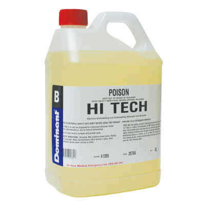 WASH PRO CLEAN HI TECH 5LTR DETERGENT
