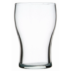 CROWN WASHINGTON 285ml CAPACITY BEER GLASS 72 PER CTN