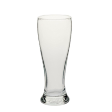 CROWN BRASSERIE 425ml CAPACITY BEER GLASS 24 PER CTN