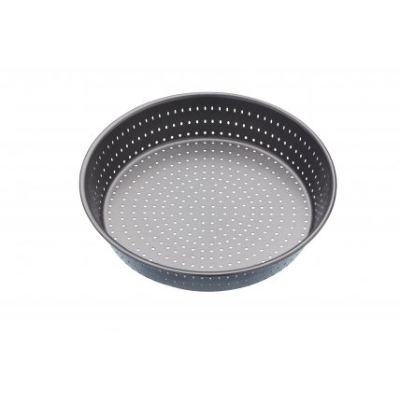 MASTERPRO CRUSTY BAKE DEEP PIE TIN N/S 24x5cm