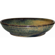 ARTISTICA FLARED BOWL 230x55mm REACTIVE BROWN