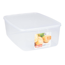 DECOR TELLFRESH CONTAINER 10L OBLONG