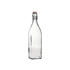 BORMIOLI WATER BOTTLE SQUARE 1L