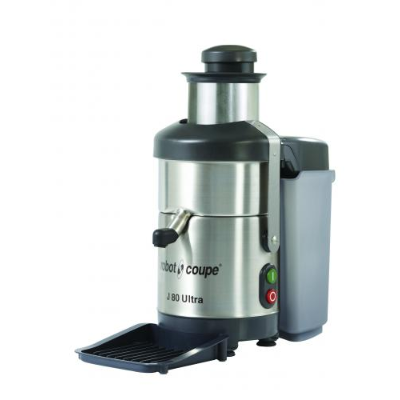 ROBOT COUPE J80 AUTOMATIC CENTRIFUGAL JUICER