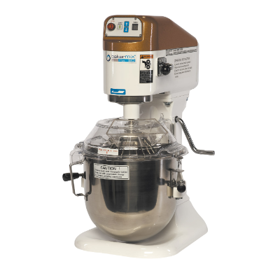 ROBOT COUPE BAKERMIX 8Ltr MIXER 200 WATTS 3 SPEED WITH S/S BOWL