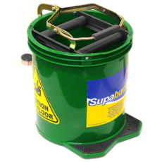 MOP BUCKET GREEN 16Ltr