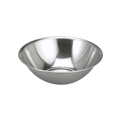 MIXING BOWL S/S 2.5Ltr 25cm 9.5in