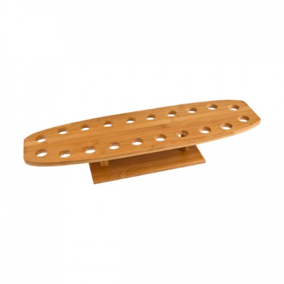BAMBOO CONE HOLDER 20 HOLES