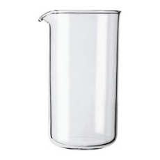 BODUM GLASS INSERT FOR 12 CUP PLUNGER