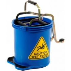 MOP BUCKET BLUE 16Ltr