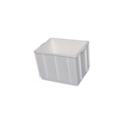 TOTE BOX WHITE LARGE 33Ltr 43x32x30.7cm