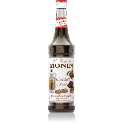 MONIN CHOCOLATE COOKIE SYRUP 700ml