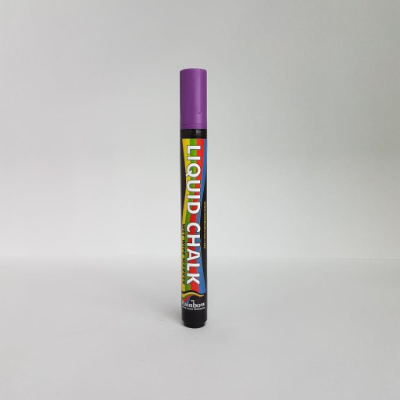 RAINBOW LIQUID CHALK PURPLE 5mm TIP