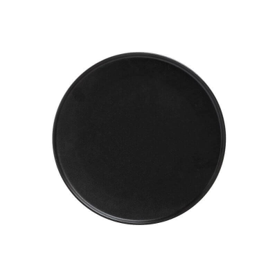 MAXWELL WILLIAMS CAVIAR HIGH RIM PLATTER 33cm BLACK