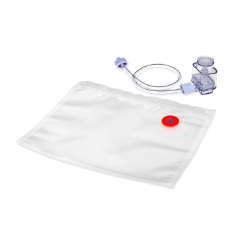 LAICA REUSABLE BAGS & SUCTION KIT PKT 3