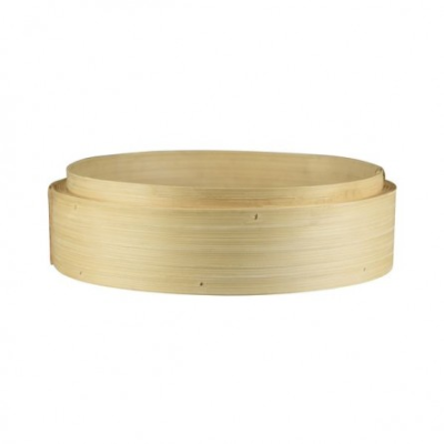 BAMBOO STEAMER BASE ONLY 150mm